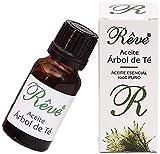 REVE Aceite de Árbol de Te Puro 100% Natural -...