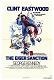 The Eiger Sanction Movie Poster (68,58 x 101,60 cm)
