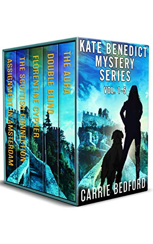 Kate Benedict Mystery Series Vol. 1-5 (The Kate Benedict Series Book 7)
