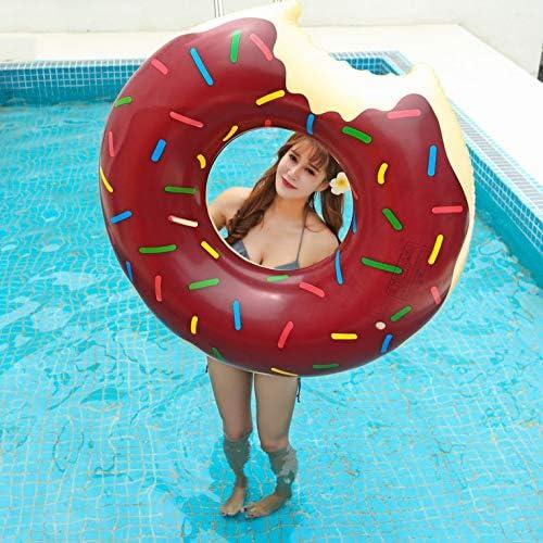 Neue Schwimmen Donuts Aufblasbare Spielzeuge, Pvc-schwimmen Liefert Rettungsring Schwimmring, Pool Spielzeug