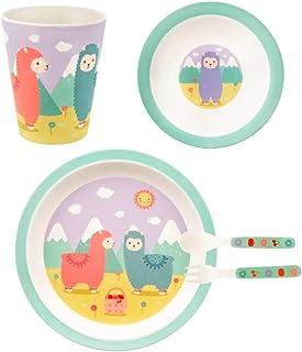 s/ü/ßer Menu Assiettes Coccinelle 21/cm/ /Sans BPA. /Passe au lave-vaisselle/