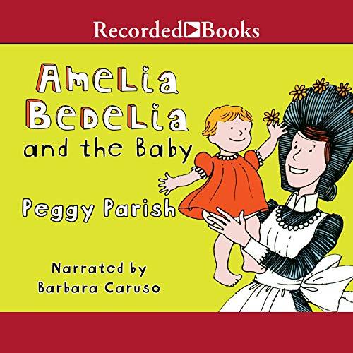 Couverture de Amelia Bedelia and the Baby