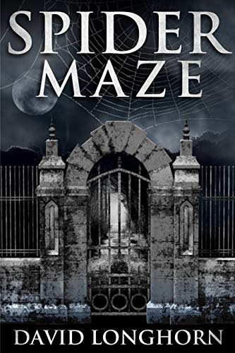 Spider Maze: Paranormal & Supernatural Horror Story with Scary Ghosts (Mephisto Club Series Book 2) (English Edition)