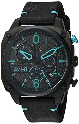 AVI-8 Reloj de Aviador AV-4052-05