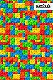 Lego Friend Notebooks