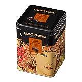 Chocolate Amatller - Flors. Bombones de chocolate 50% cacao al Marc de Cava en Caja Metálica 200g