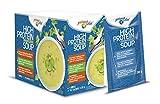 Primavita - Sopa de verduras con alto contenido en proteínas, 30g (10 sobres de ración)