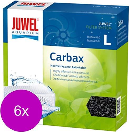 Boon Juwel Carbax L Standaard - Filtermateriaal - 6 x 12.5x12.5x5.5 cm Standard