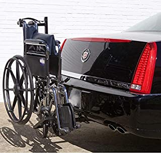 Steady Car Carrier - for Wheel Chairs, Transport Chairs, Drive Nitro Rollators - SRC-31