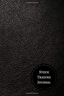 Stock Trading Journal: Mini Trading Log