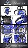 Holzfforma 71cc Blue Thunder G444 Gasoline Chain Saw Power Head Without Guide Bar and Chain by Farmertec All Parts are Compatible with MS440 044 Chainsaw