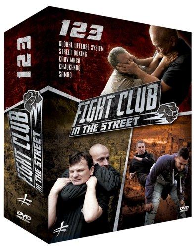 3 DVD Box Fight Club in the Street Vol.1