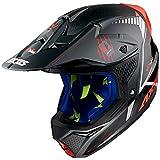 Casco Axxis Wolf StarTrack Rojo Mate - Motocross 2021- Enduro (M)
