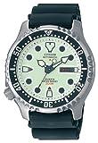 Citizen NY0040-09W - Reloj analógico automático para Hombre, Correa de Poliuretano Color...