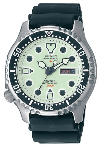Citizen Promaster Diver 200 mt Automatico NY0040-09W Herren-Armbanduhr