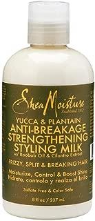 Shea Moisture Yucca & Aloe Thickening Growth Milk 8 oz
