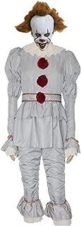 child scary clown costume