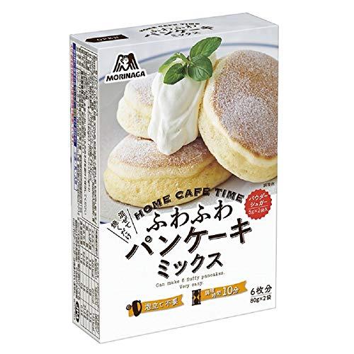 森永 ふわふわパンケーキミックス170g