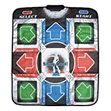 Thumbs Up OR-RETDANCEM Dance Pad - Dance Pads (Soft Pad,, 800 mm, 900 mm, 25 mm, 488 g)