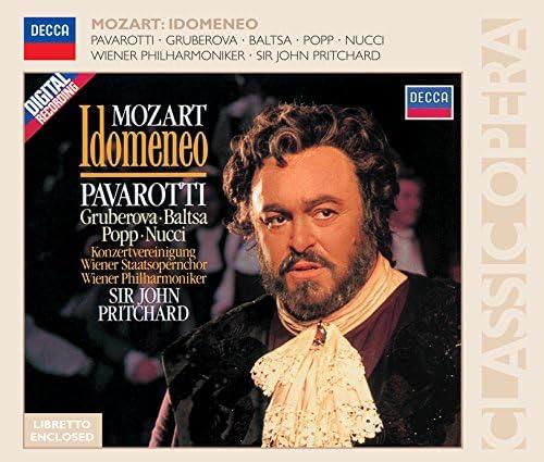 Luciano Pavarotti, Lucia Popp, Edita Gruberova, Agnes Baltsa, Leo Nucci, Wiener Philharmoniker & Sir John Pritchard
