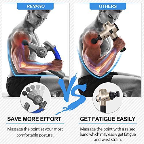 RENPHO Percussion Massage Gun