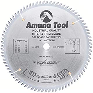 Amana Tool - 610800 Carbide Tipped Trim 10