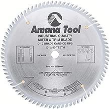 Amana Tool - 610800 Carbide Tipped Trim 10