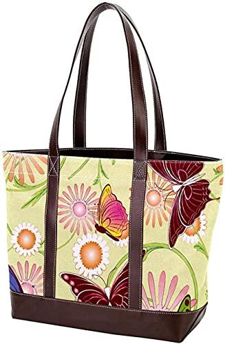SpiceRack Umweltfreundliche TragetascheLeichter Riemen für Mutter Frauen Mädchen Damen Student Einkaufstasche Happy Thanksgiving Schriftzug Handtaschen Umhängetaschen Geldbörse Einkaufen