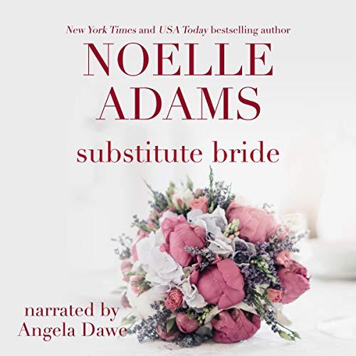 Substitute Bride audiobook cover art