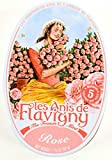 4 Pack Les Anis de Flavigny Rose Hard Candy 1.75-ounce (50g) Tin