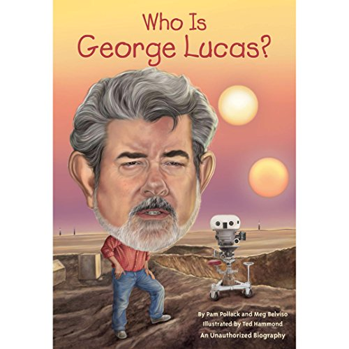 Who Is George Lucas? audiobook cover art