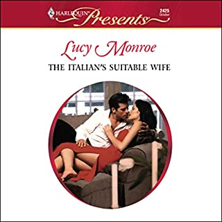 The Italian's Suitable Wife cover art