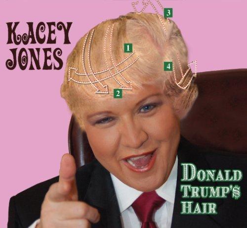 Donald Trump's Hair by Kacey Jones (2009-05-19)