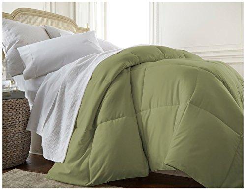 Edredón Verde marca Simply Soft