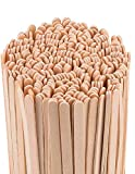 Daddy Chef Coffee Stirrers Sticks, Natural Birch Wood 1000 Count, 7.7', BPA Free Eco-Friendly Beverage Stirrers (7.7Inches / 1000PC)