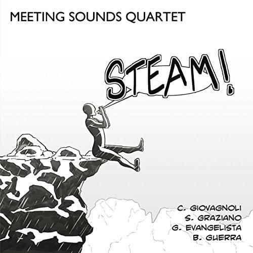 Meeting Sounds Quartet feat. Claudio Giovagnoli, Simone Graziano, Gabriele Evangelista & Bernardo Guerra