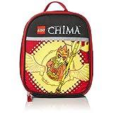 [レゴ]LEGO Chima Master of Fire Vertical Lunch, Red, One Size LN0151-100C [並行輸入品]