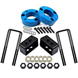 ECCPP Leveling Lift Kit Strut Spacers Struts Shock Absorbers Assembly for Ford F-150 Leveling Lift Kit Raise Your Vehicle 2.5 inch Front 5 inch Rear Compatible with Ford F-150 2.7L 2015-2018