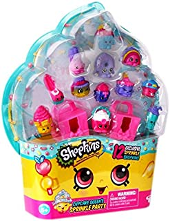 Shopkins Cupcake Queen's Sprinkle Party Pack - 5 Years & Above
