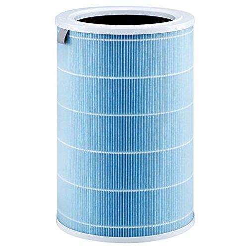 Kemite - Filtro de purificador de aire Xiaomi 2/2S/3/PRO para filtro de aire inteligente Mi purificador de aire núcleo formaldehído mejorado versión S1 (versión estándar azul)
