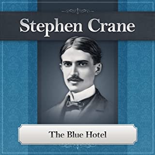 The Blue Hotel cover art