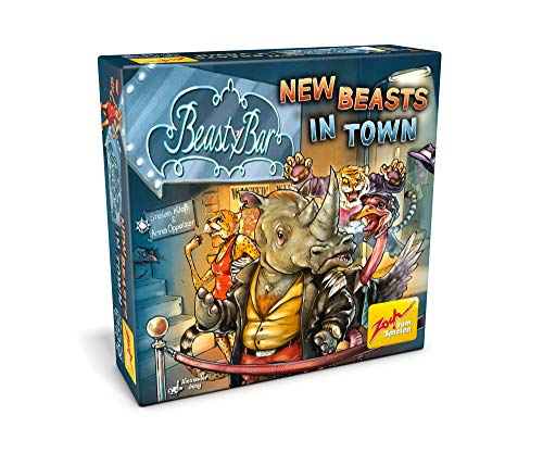 Zoch 601105156 - Beasty Bar New Beasts in Town (Neuauflage)