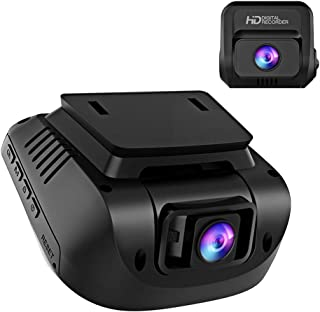 Máy thâu hình đặt trên xe ô tô – Both 1080P FHD Front and Rear Dual Lens Dash Cam in Car Camera Recorder Crosstour External GPS HDR Both 170°Wide Angle Motion Detection G-Sensor Loop Recording(CR900)