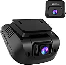 Both 1080P FHD Front and Rear Dual Lens Dash Cam in Car Camera Recorder Crosstour..