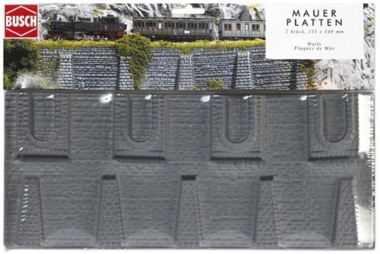 Disfruta de un 50% de descuento. Busch 8196 Stone Stone Stone Walls by Busch  perfecto