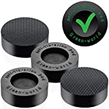 Washer Dryer Antivibration and Anti-Walk Pads - Anti Vibration Pad set of 4 Washpuck - Excludes Walking Feet...