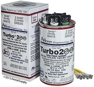 Best multi tap run capacitor Reviews
