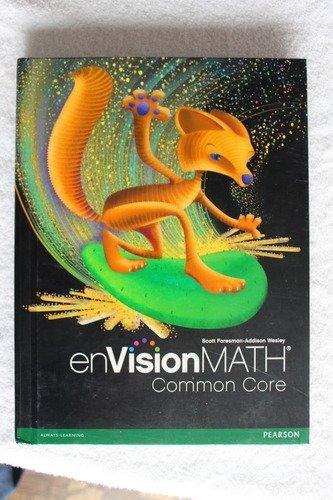 Envision Math Grade 6 Common Core