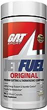 GAT Sport JetFuel Original - Weight Loss Supplement, Energy Booster, Fat Burner, Appetite Suppressant (144 Capsules) Produ...