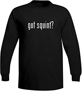 got Squint? - A Soft & Comfortable Men's Long Sleeve T-Shirt